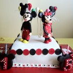 Mickey ve Minnie mouse (3)